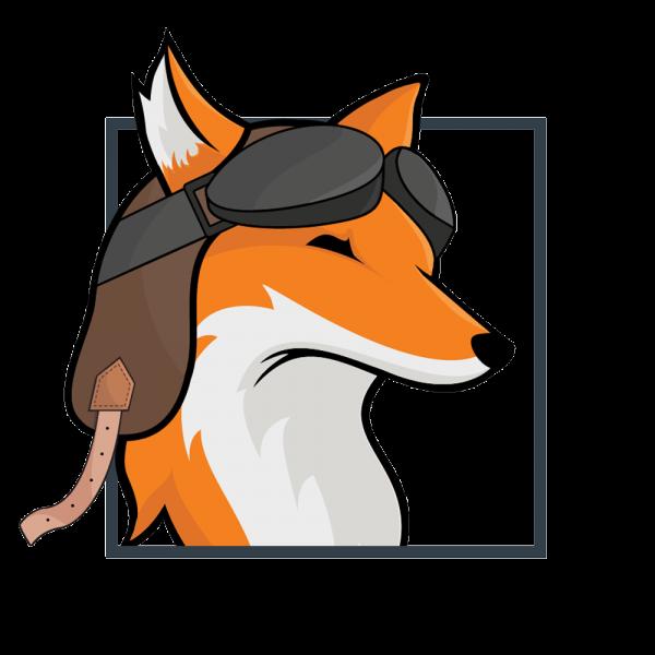Flying-Fox-Mascot-Branding
